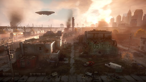 Crytek unveils Homefront: The Revolution