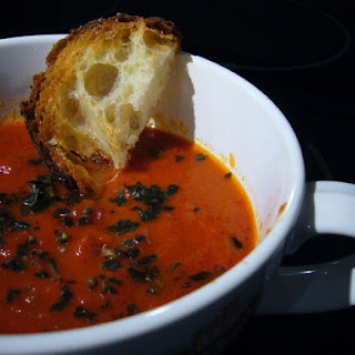 Tomato Soup for a Cold Winter's Day