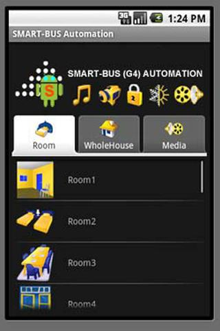 Smart-Bus Android Software