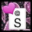 KB SKIN - Purple Paisley icon