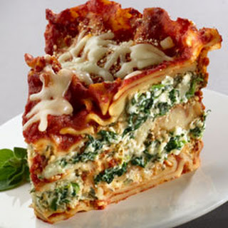 Crock Pot Spinach Lasagna Recipes