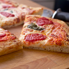 Basic Square Pan Pizza Dough (Sicilian-Style Dough)