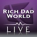Rich Dad World Live icon