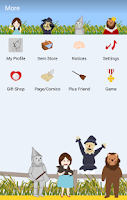 Screenshot of Wizard Of OZ - KakaoTalk Theme