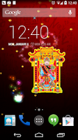 Screenshot of Wealth New Year Wallpaper