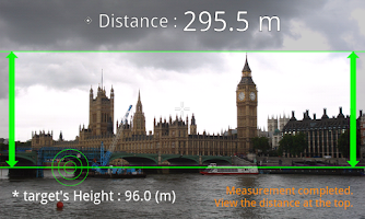 Screenshot of Smart Distance