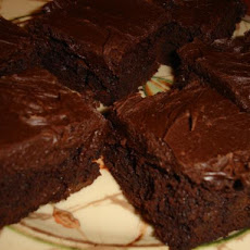 The BEST EVER Fudge Brownies