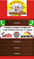 Screenshot of Pizzaria Carioca