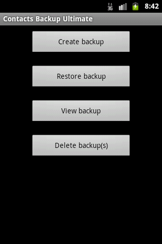 免費下載工具APP|Contacts Backup Ultimate Full app開箱文|APP開箱王