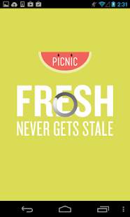 Picnic Food - screenshot
