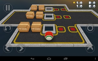 Screenshot of SokoBall (Sokoban 3d)