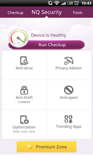 nq-mobile-security-antivirus for android screenshot