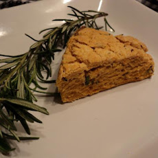 Vegan Tomato-Rosemary Scones (With Gluten-Free Option)