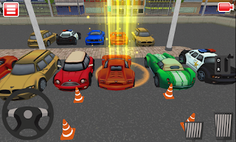 Screenshot of Car Parking Games 3D