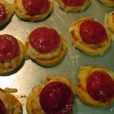 Mini Flaky Pizza
