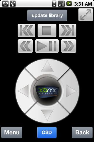 SlickRemote for XBMC