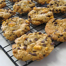 Chocolate Chip Crunchewy Cookies