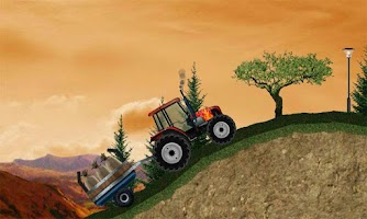 Screenshot of Tractor Mania