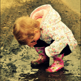 Muddy Wellies... by Claire Turner - Babies & Children Toddlers