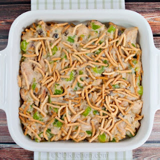 Tuna Casserole Chow Mein Noodles Recipes
