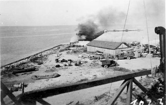 Порт Очаков 1941г