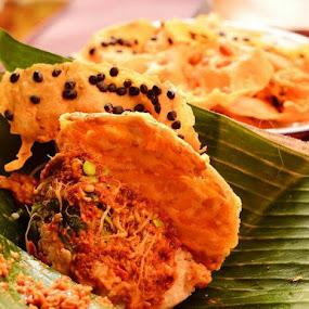 Pecel Pincuk... by Dwi Ratna Miranti - Food & Drink Plated Food