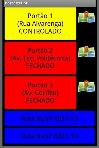 Portões USP