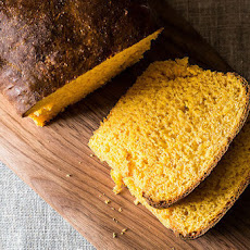 Roy Finamore's Sweet Potato-Cornmeal Sandwich Loaf