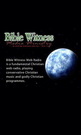 Bible Witness Media Ministry