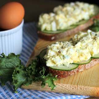 Simply Perfect Egg Salad