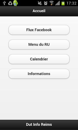 Dut Info Reims pour Mobile