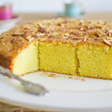 Sfoof - Vegan Lebanese Yellow Tea Cake