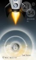 Screenshot of BearRocket GO Locker Theme