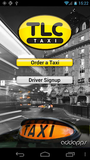 TLCtaxiApp London Cab