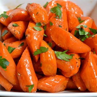 Balsamic Carrots Recipes