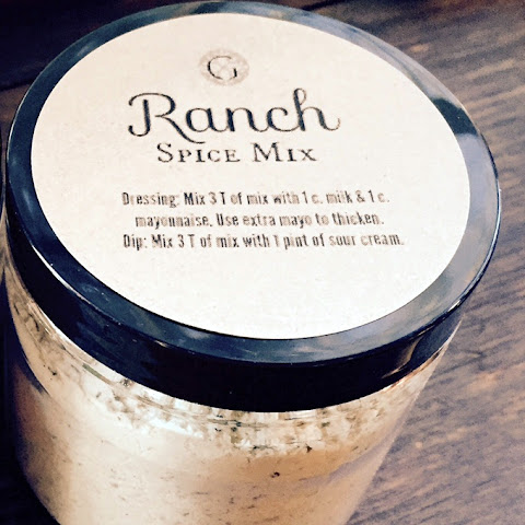Homemade Ranch Spice Mix