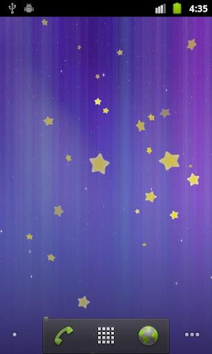 星星動態桌布 Stars