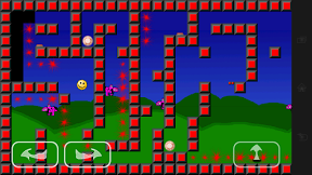 Screenshot of Escape - The impossible game