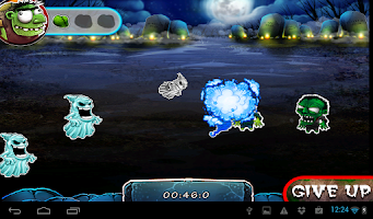 Screenshot of Halloween: Ghosts vs Zombies