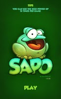 Screenshot of Sapo