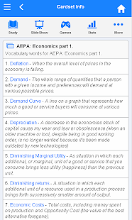AEPA Flashcards - screenshot