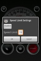 Screenshot of GPS Speed Pro