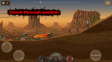 Screenshot of Earn to Die