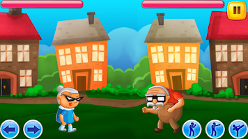 Screenshot of Kung Fu Granny