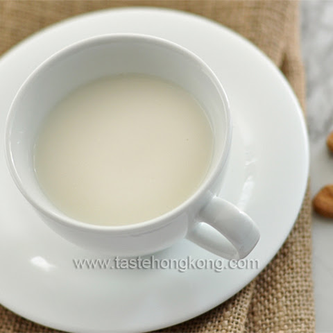 Chinese Almond Tea – Traditional Style