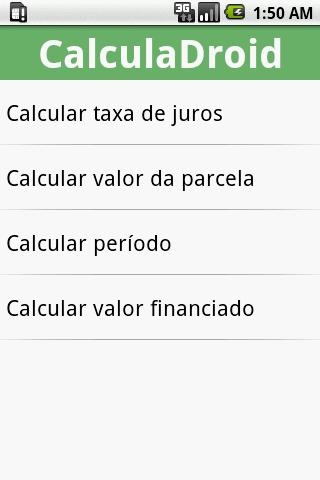 CalculaDroid