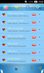 Celtic Music - screenshot