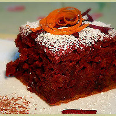 Beet Chocolate Brownies