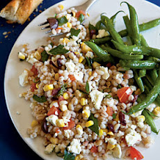Summer Barley Salad