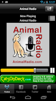 Screenshot of Animal Radio